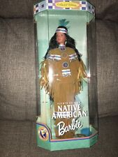 New Listing1997 4th Edition Native American Barbie - Special Edition - #18558 - Nrfb