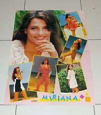 Poster MIRIANA TREVISAN Non è la Rai CIOE' - 39x54 cm affiche