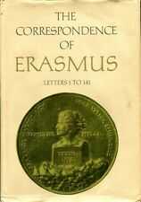 Erasmus (translated by Mynors & Thomson, annotated by Ferguson) THE CORRESPONDEN
