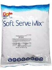 Dole Soft Serve Mix, Strawberry, 4.5 Pound
