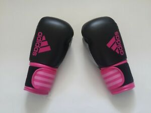 Adidas Hybrid 100 Dinamic Fit Boxing Gloves Sparring Mit Bag ADIHDF100 12/14oz