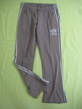 d1e3464cfd08 Pantalon Adidas Originals gris clair Femme Style vintage Survetement - 38