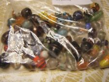 New - 1/2 pound beads - assorted sizes, shapes and colors
