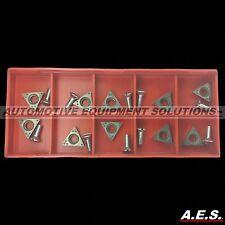 Ammco Positive Rake Carbide Brake Lathe Bits / Inserts 6918