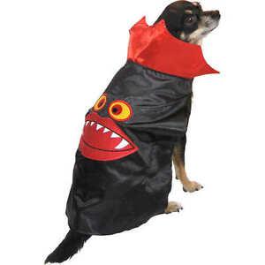 Vampire Dog Costume SM or MD Halloween