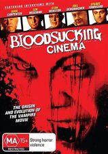 Bloodsucking Cinema (DVD, 2009) - Region 4
