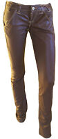 Jeans Pants Sheen Guess Jeans Los Angeles Woman Size 40 Brown
