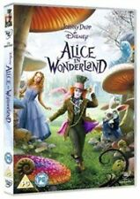 Alice in Wonderland 8717418256029 With Christopher Lee DVD Region 2