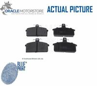 NEW BLUE PRINT FRONT BRAKE PADS SET BRAKING PADS GENUINE OE QUALITY ADK84209