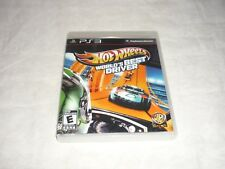Hot Wheels: World's Best Driver (Sony PlayStation 3, 2013)  COMPLETE