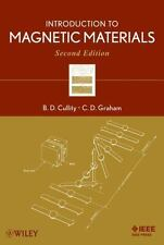 Introduction to Magnetic Materials by Cullity, B. D., Graham, C. D.