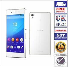 Sony Xperia Z3 D6603 - 16GB - White (Unlocked) Smartphone - Grade A
