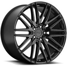 """Niche M164 Anzio 20x9 5x120 +35mm Gloss Black Wheel Rim 20"""" Inch"""