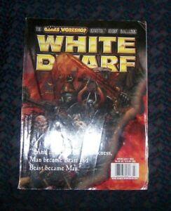 White Dwarf Magazine July 2004