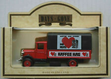 Lledo 1934 Mack Canvas Back Truck KAFFEE HAG Oldtimer LKW Days-Gone Camion DG 34