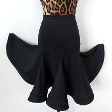 NEW Latin salsa tango rumba Cha cha Square Ballroom Dance Dress#G104 Skirt