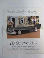 Franklin Mint 1957 Chrysler 300C