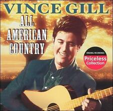 Gill, Vince : All American Country CD