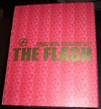 Herocross DC Comics Hybrid Metal Figuration #017 – The Flash (NEW!)