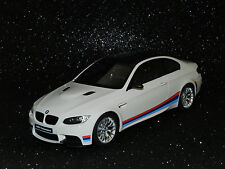GT Spirit Models 1/18 BMW M3 E92 White L/E MiB