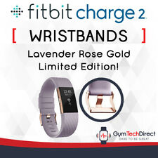 Fitbit Charge 2 Lavender Rose Gold Replacement Wristband Accessory!
