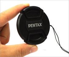 [Lot de 2] Bouchon (cache objectif) compatible 49mm pour Pentax 50-200mm ED WR