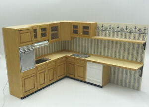 Dolls House Fitted Kitchen