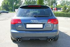 Audi A6 Avant C6 4F Heckspoiler Dachspoiler SPOILER