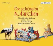 Die schönsten Märchen (Audio-CD)