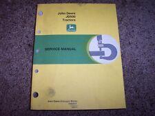 John Deere Jd500 500 Tractor Sm2057 Service Shop Repair Manual