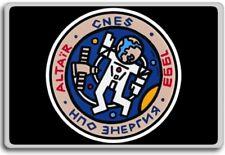 Soyuz TM-17 CNES – Soyuz Mir Mission Patches, Insignia fridge magnet