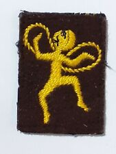 Girl Guide Boy scout / scouting, badges/ patches rare felt Fairy patrol