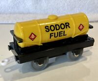 Sodor Fuel Tanker Car  - Thomas & Friends Trackmaster Train - VGUC