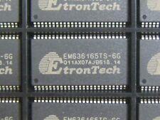 ETRONTECH EM636165TS-6G TSOP-50 1Mega x 16 Synchronous