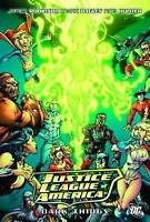 Justice League of America Dark Things  DC Comics Graphic Novel SOFT COVER