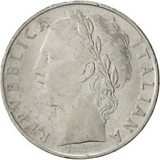 [#541195] Coin, Italy, 100 Lire, 1958, Rome, EF(40-45), Stainless Steel, KM:96.1