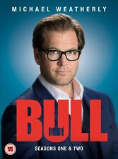 Bull: Seasons One and Two (Box Set) [DVD]