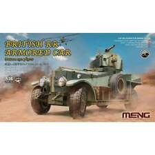Meng VS-010 1/35 British RR Armoured Car 1914/1920 plastic kit