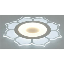 15W Modern Flower Acrylic LED Ceiling Lights Living Room Bedroom Home Lighting