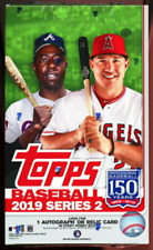 2019 TOPPS SERIES 2 BASEBALL FACTORY-SEALED HOBBY BOX-ALONSO,TATIS,GUERRERO!!!