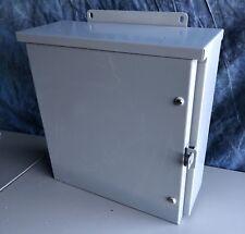 Rittal Electromate E16r166hcr Multi Purpose Electrical 3r Enclosure Box 16x16x6
