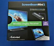ScreenBeam Mini2 TV Streamer HDMI Android Actiontec Wireless Display Receiver