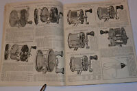 VINTAGE 1920s VL&A SPORTING GOODS S&S CATALOG! FISHING RODS/REELS/LURES/CAMPING!