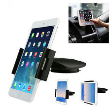 Universal Adjustable In Car Suction Mount Holder For iPad Galaxy Tablet