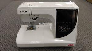 Elna XPlore 8600 Sewing / Emroidery Machine - Made in Japan