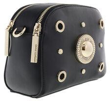 Versace EE1VRBBV1 Black Crossbody Bag