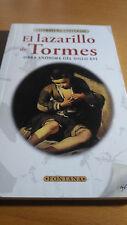 LAZARILLO DE TORMES LIBRO NUEVO