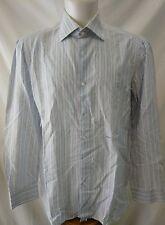 luigi borrelli camicia uomo puro cotone taglia 16,542