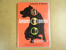 DVD / AMORES PERROS