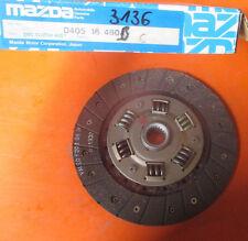orig.Mazda 323,626,929 (BW,GD,GV,GE,HB) D405-16-460B,Kupplung,Kupplungsscheibe,